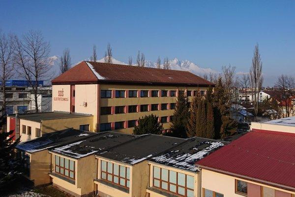 Stredná odborná škola v Poprade spolupracuje s Tatravagónkou Poprad.
