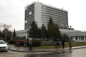 Fakultná nemocnica v Nových Zámkoch