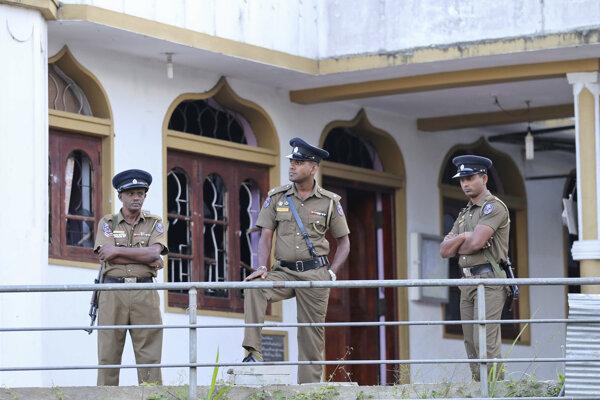 Srí Lanka chcela zabrániť šíreniu násilia dvoma etnickými skupinami.