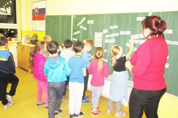 Po zaujímavých úlohách deti zaspávali ťažko.