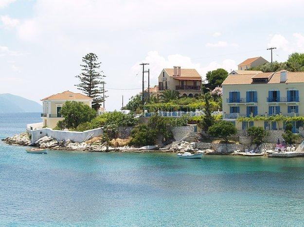 Grécke ostrovy majú mimo sezóny pokojnú atmosféru.