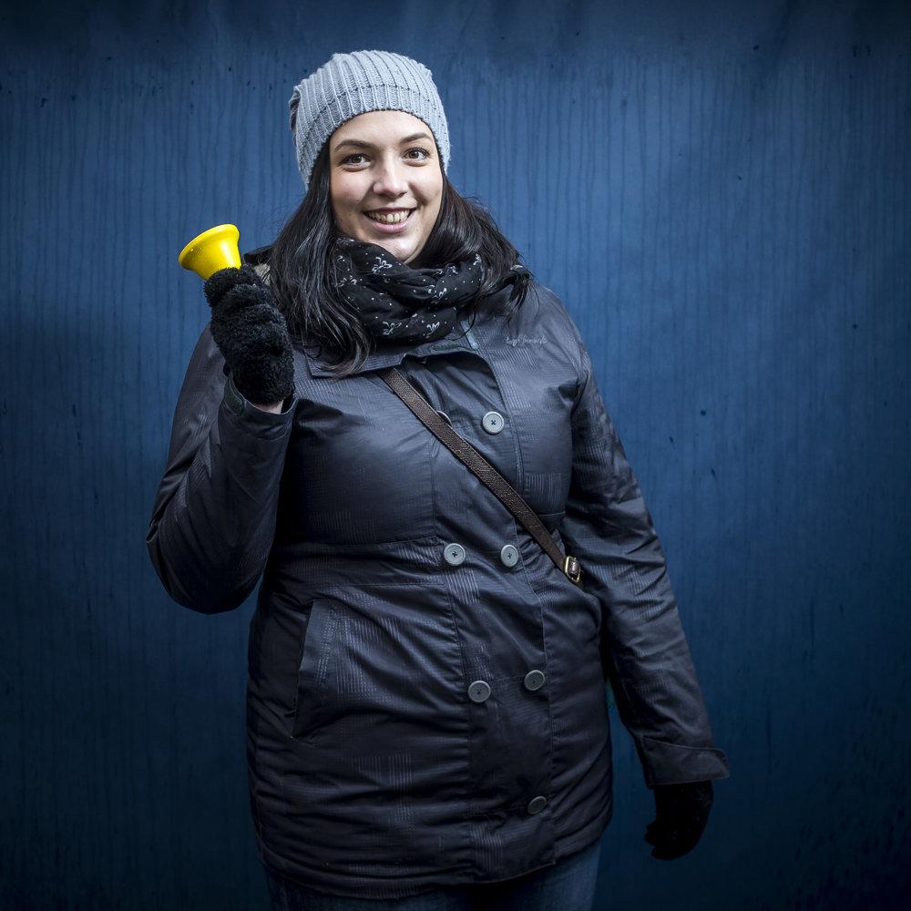 Lucia zMalaciek po dvoch rokoch učenia zarába päťstodvadsať eur.
