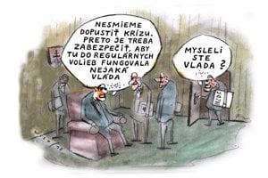 Karikatúra Fedora Vica.
