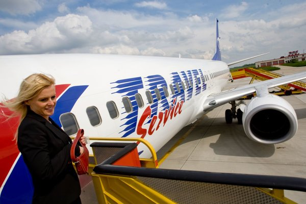 Čínska firma CEFC vlastní podiel v aerolíniách Travel Service.