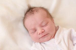 Agáta Chlebanová (3120 g, 47 cm) sa narodila 14. marca  Michaele a Dominikovi  z Trenčína. Doma ju čaká trojročný brat Andej a štvorročná sestrična Dorotka.