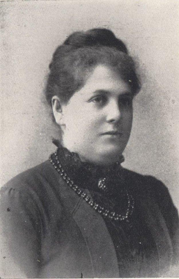 Mária Moskovics.