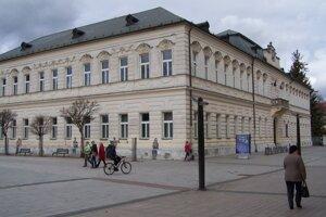 Budova Literárneho múzea SNK v Martine.