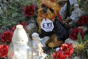 Zvierací cintorín v Šútovciach.