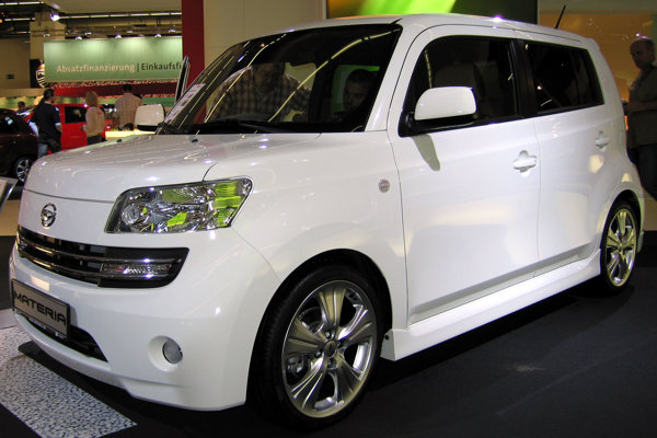 Daihatsu Materia.
