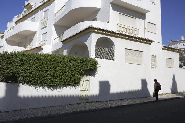 Apartmán, v ktorom bývala rodina McCAnnovcov v roku 2007 v letovisku Praia da Luz na juhu Portugalska.