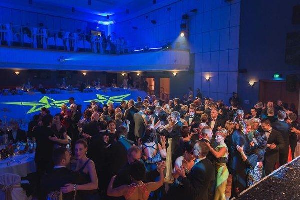 Ples v Prievidzi prilákal rekordný počet návštevníkov.