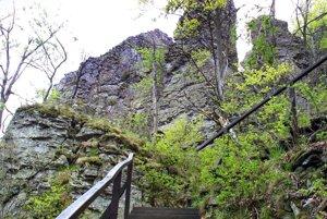 Trasu cez Sitno navštívilo okolo 700 turistov.