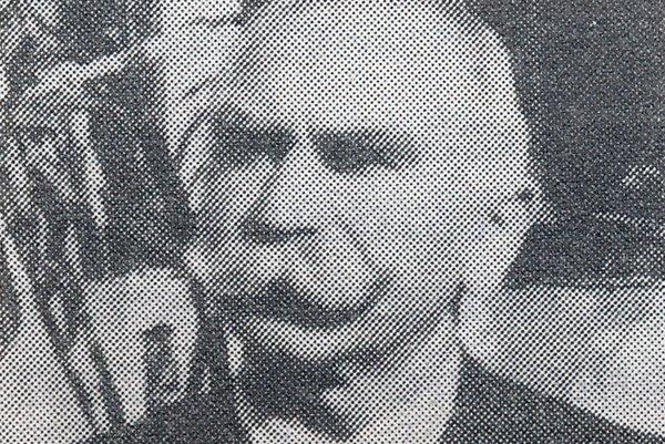 Štefan Šalát, prvý učiteľ Augustína Machatu.