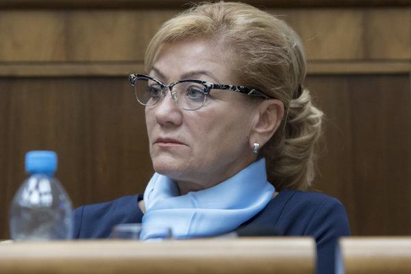 Ľubica Laššáková.