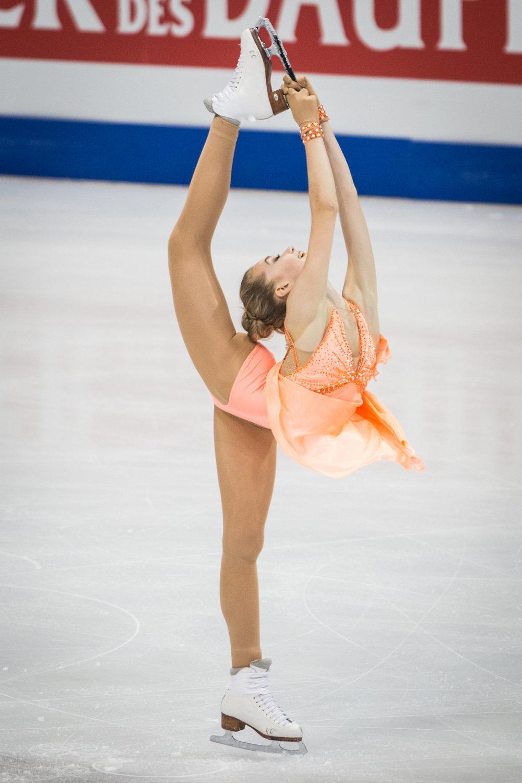 Ruska Elena Radionová.