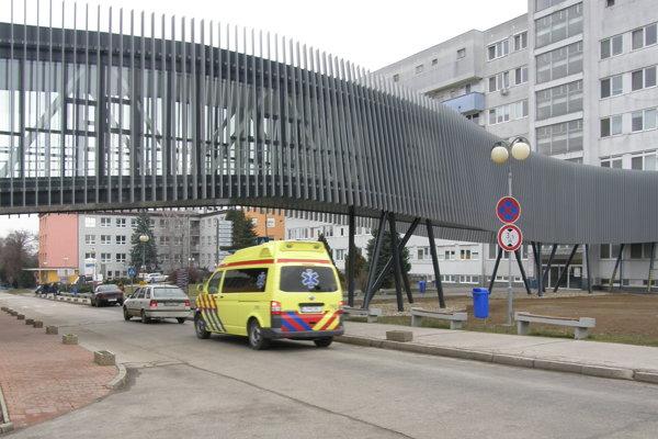 Nitrianska nemocnica.