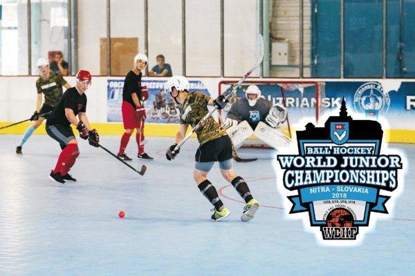 V Nitre sa uskutoční významné hokejbalové podujatie. Hrať sa bude na dvoch hracích plochách Nitra Arény.