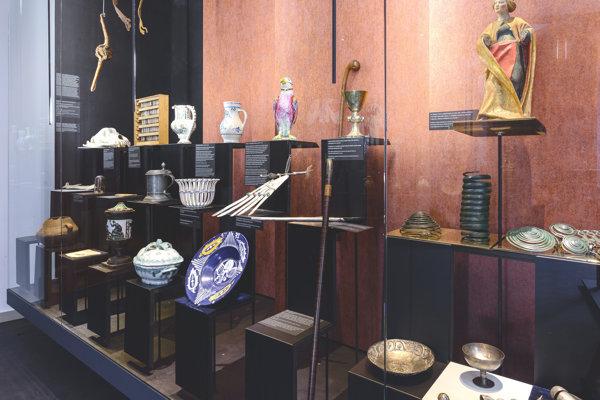 Stála expozícia SNM-Múzea A. Kmeťa, ktorú sprístupnili v apríli minulého roku.