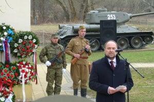 Zástupca starostu Kalnej nad Hronom Otto Lúdl.