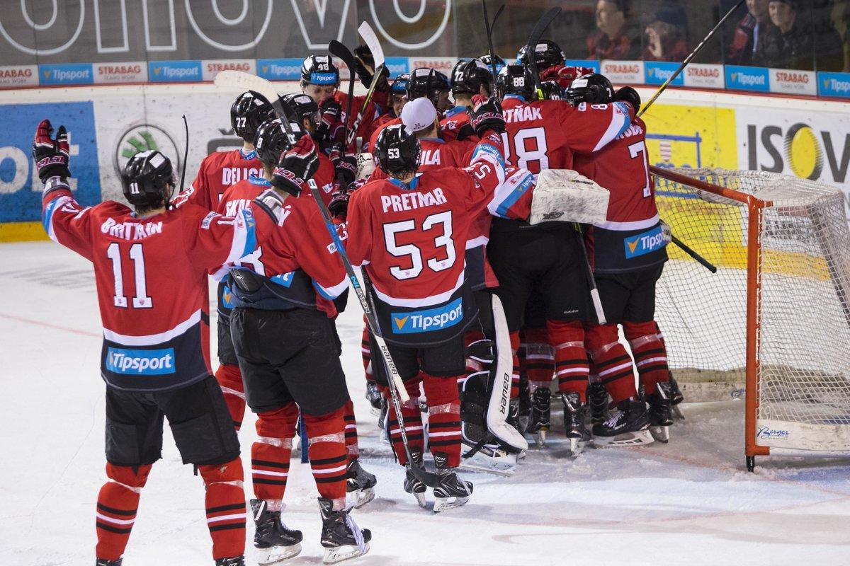 Ligová rada určila konečné poradie, hokejovým majstrom sa stala Bystrica