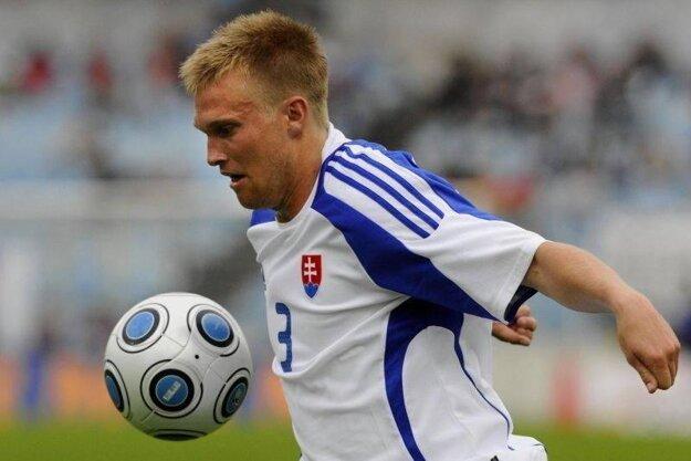 V reprezentačnom drese Slovenska nastúpil proti San Marinu adal aj gól pri víťazstve Slovákov 7:0.