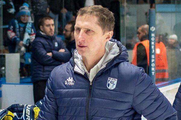 Antonín Stavjaňa získal s Nitrou už piatykrát medailu.