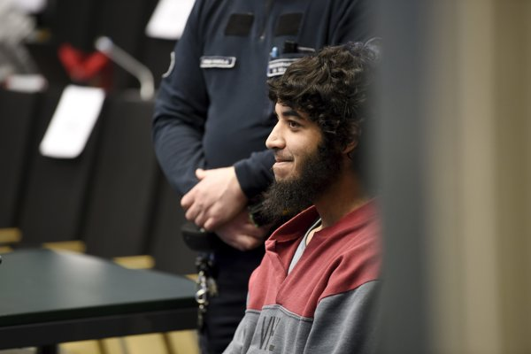 Abdarrahmán Búanán pred súdom.