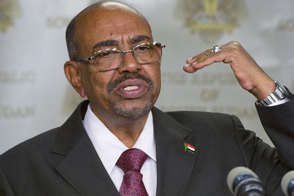 Bašír je v Sudáne pri moci od roku 1989.