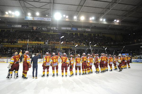 V Trenčíne sa začne finálová séria play off.