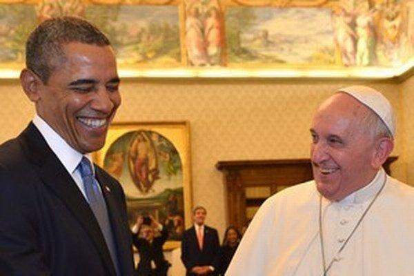 Barack Obama a pápež František upozorňujú svet na dopady klimatickej zmeny.