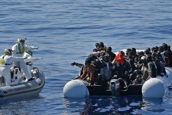 Na mori zahynú ročne tisícky utečencov. Budeme k nim ľahostajní?