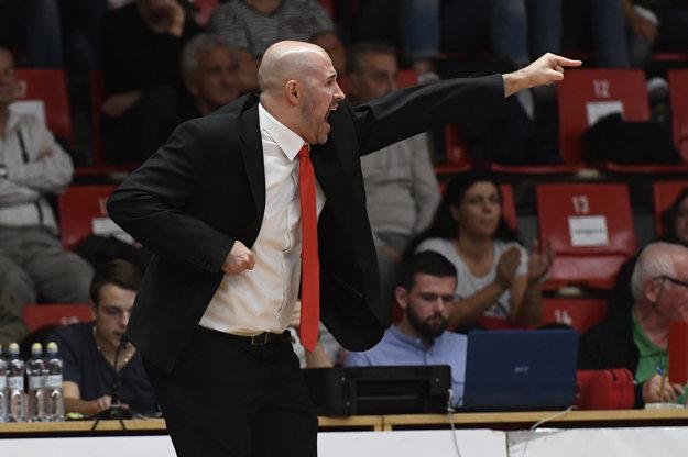 Tréner Pannone v Prievidzi zostáva.
