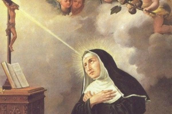 Svätá Rita.