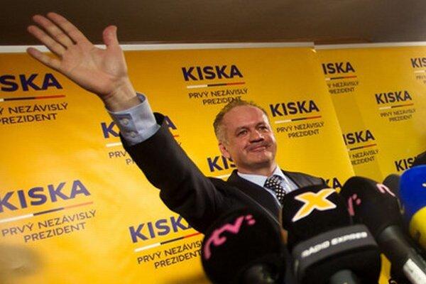 Andrej Kiska.