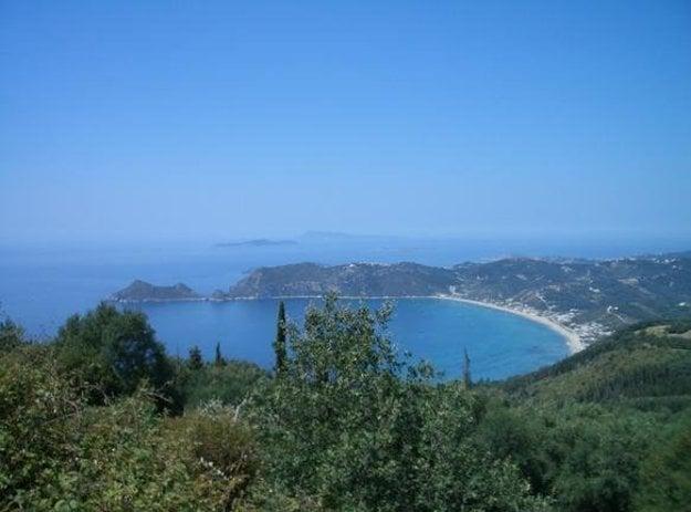 Agios Georgios.