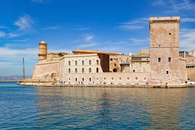 Pevnosť v Marseille