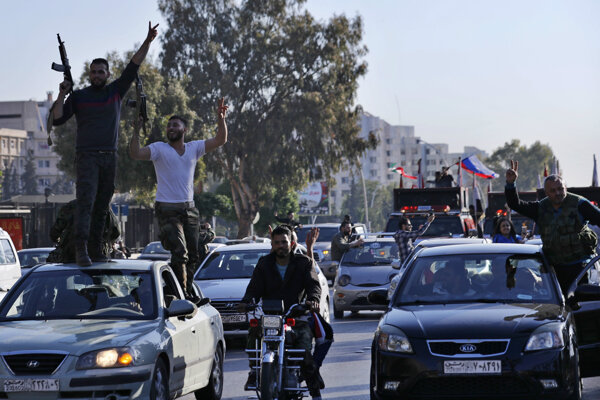 Damask, ilustračné foto.