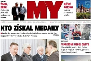 Nové číslo týždenníka v predaji od 17. 4. do 23. 4.