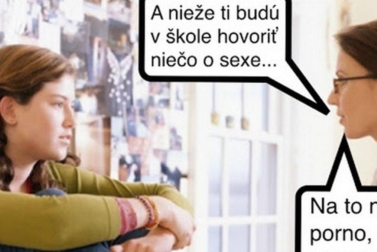 Sexualna vychova na slovensku