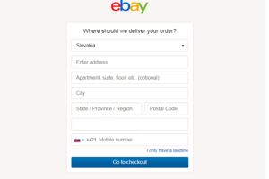 Následne sa vám otvorí stránka, kde vypíšete kontaktné údaje, neskôr skontrolujete produkt a potvrdíte nákup. Tovar by vám mal byť doručený do dátumu, ktorý určil predajca.