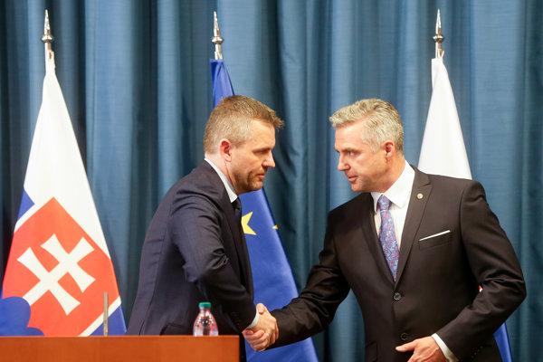 Tibor Gašpar sa po dohode s premiérom Petrom Pellegrinim vzdal funkcie policajného prezidenta v apríli 2018.