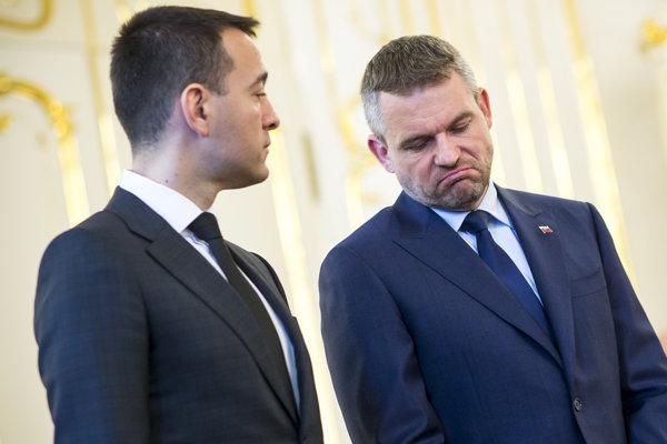 Tomáš Drucker ako minister vnútra skončil, premiér Peter Pellegrini ho dočasne nahradí.