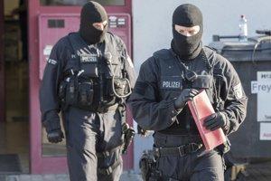Polícia zasahovala v nevestinci pri Frankfurte.