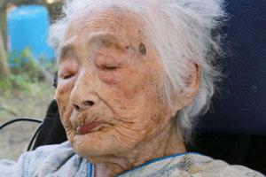 Japonka Nabi Tadžimaová.