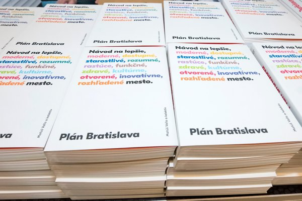 Plán Bratislava