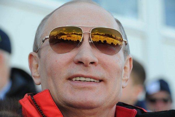 Väčšina Rusov vidí olympiádu nielen ako veľký úspech prezidenta Putina, ale celého národa.