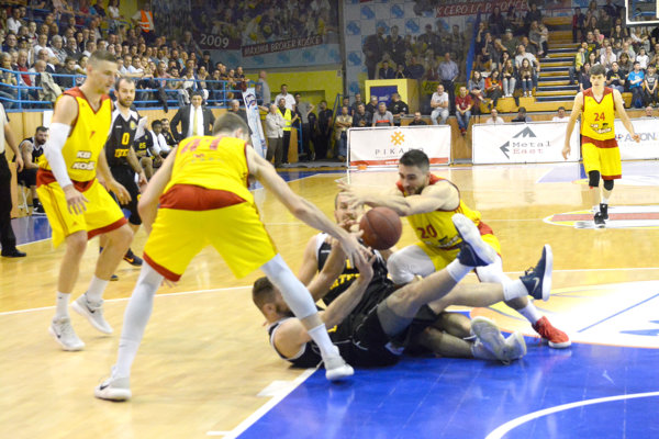 Košice na domácej palubovke zabojujú o druhú výhru vo finále.