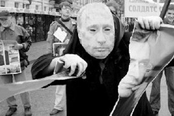 Putinove posolstvá.
