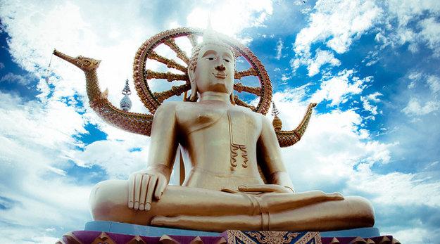 Veľký Budha, Koh Samui.