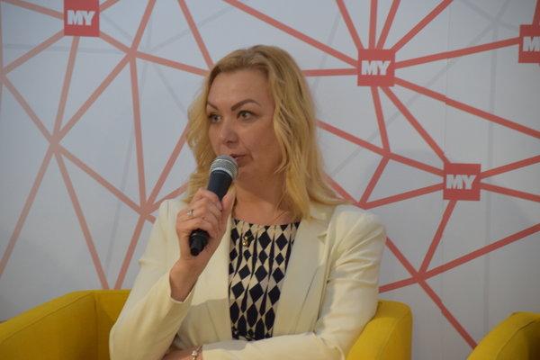 Jitka Boldová – manažérka spoločnosti TES Media, s.r.o..